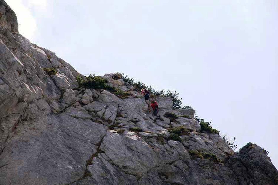 Eisenerzer Klettersteig : Albert milde eisenerzer klettersteig: 9 11 internetbild